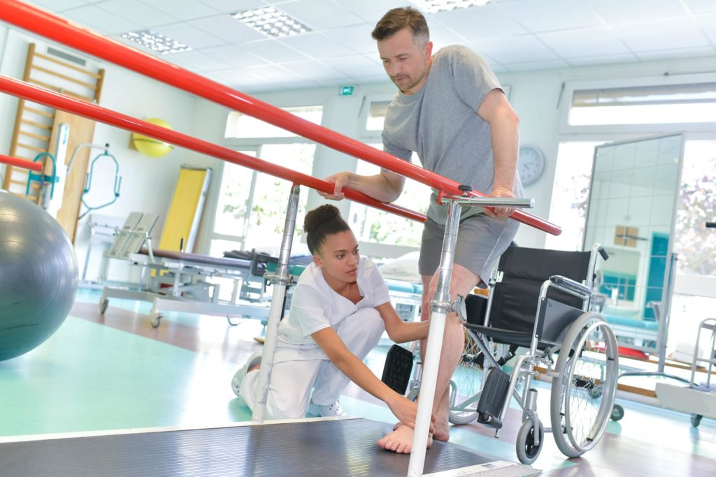 Physical therapy under group health plans